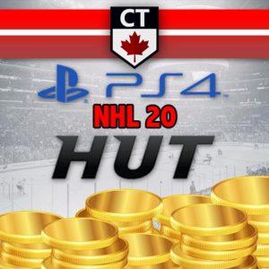 NHL 20 Playstation 4 HUT Coins