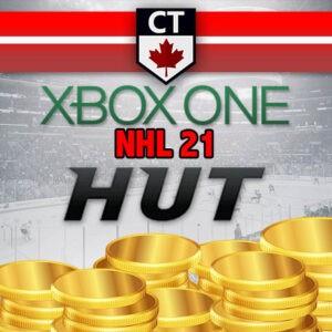 NHL 21 Xbox One HUT Coins